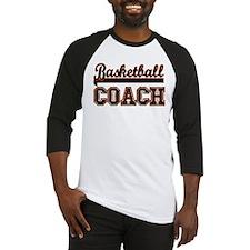 Basket Ball Coach Baseball Jersey