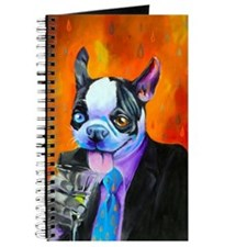 Unique Pug martini Journal