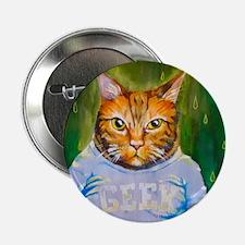 "Cool Grumpy cat 2.25"" Button"