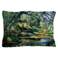 Cezanne - The Brook Pillow Case