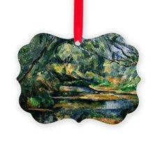 Cezanne - The Brook Ornament