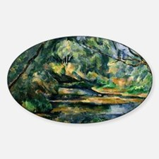 Cezanne - The Brook Decal
