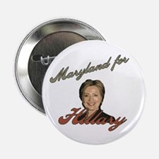 "Maryland for Hillary 2.25"" Button"