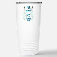 Hula Hoop Dance - Live Travel Mug