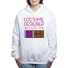 Costume Designer Women's Hooded Sweatshirt