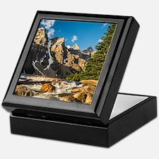 Mountain River Keepsake Box