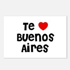 Te * Buenos Aires Postcards (Package of 8)