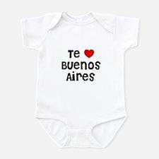 Te * Buenos Aires Infant Bodysuit