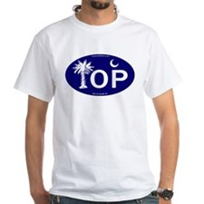 Isle of Palms, SC Flag T-Shirt