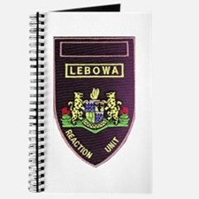 Lebowa Reaction Unit Journal