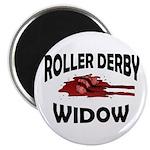 Derby Widow Magnet