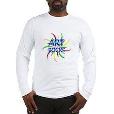 Art Rocks Long Sleeve T-Shirt