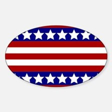 Stars and Stripes Decal