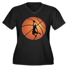 Basketball dunk Plus Size T-Shirt