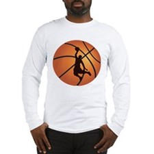 Basketball dunk Long Sleeve T-Shirt