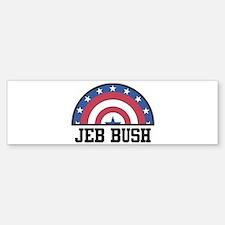 JEB BUSH - bunting Bumper Bumper Bumper Sticker