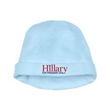 Hillary Clinton For President 2016 baby hat