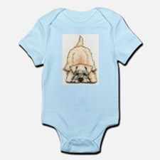 Unique Soft coated wheaten terriers Infant Bodysuit