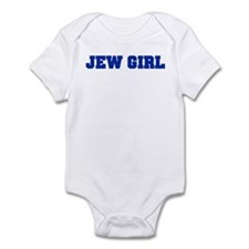 JEW GIRL Infant Bodysuit