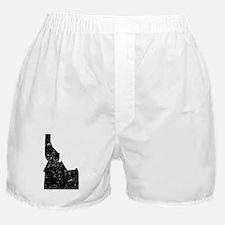 Idaho Silhouette Boxer Shorts