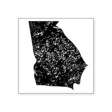 Georgia Silhouette Sticker