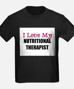 I Love My NUTRITIONAL THERAPIST T
