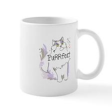 Persian purr-fect cat Mugs
