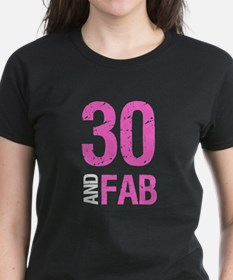 Fabulous 30th Birthday T-Shirt