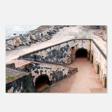 Cannons Postcards (Package of 8)
