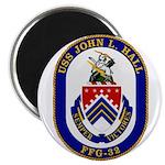 USS JOHN L. HALL Magnet