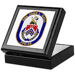 USS JOHN L. HALL Keepsake Box