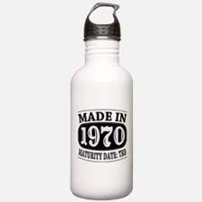 Made in 1970 - Maturit Water Bottle