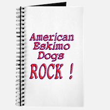 American Eskimo Dogs Journal