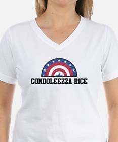 CONDOLEEZZA RICE - bunting Shirt