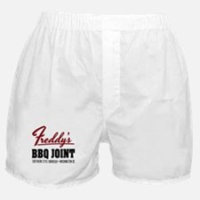 Freddy's BBQ Joint Washington DC Boxer Shorts