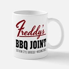 Freddy's BBQ Joint Washington DC Mug