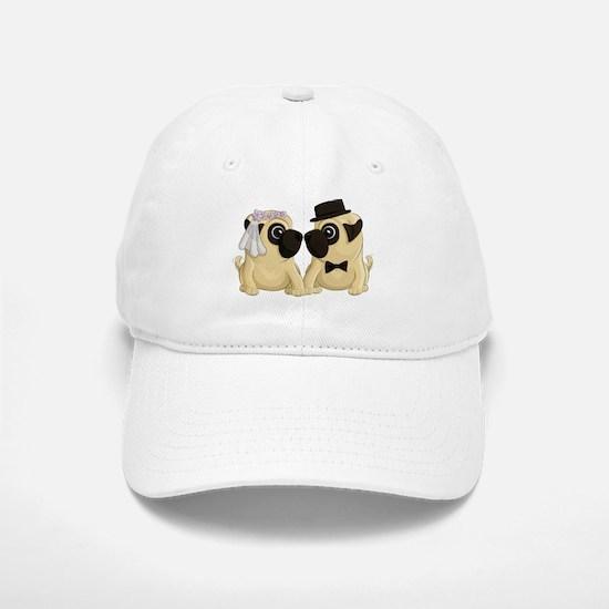 Wedding Pugs Hat