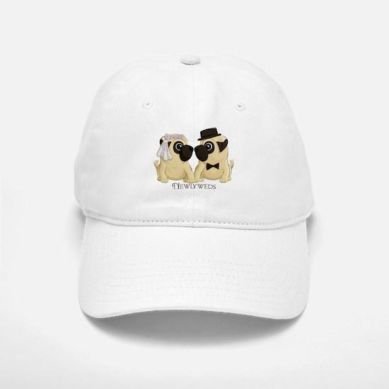 Newlywed Pugs Hat