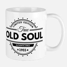 Birthday Born 1955 Limited Edition Old Mug