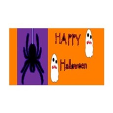 Halloween Spooky Spider Wall Decal Wall Decal