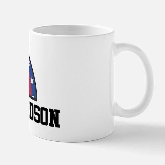 BILL RICHARDSON - bunting Mug