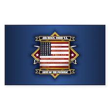 4th Ohio Volunteer Infantry Decal