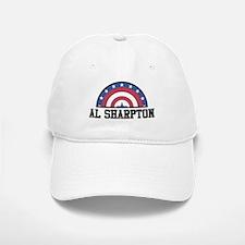 AL SHARPTON - bunting Baseball Baseball Cap