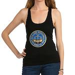 USS JOHN MARSHALL Racerback Tank Top