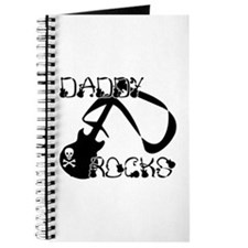 DADDY ROCKS! Journal