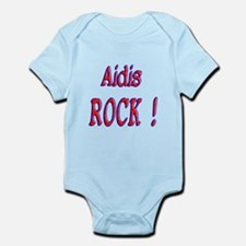 Aidis Rock ! Infant Bodysuit