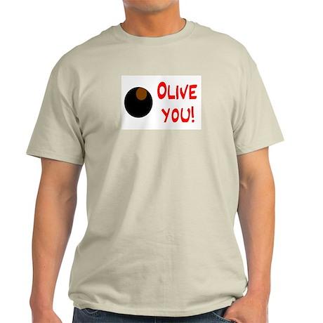 OLIVE YOU Light T-Shirt