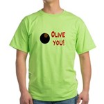 OLIVE YOU Green T-Shirt