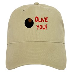 OLIVE YOU Baseball Cap