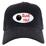 OLIVE YOU Black Cap